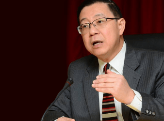 Lim Guang Minister of finance malaysia