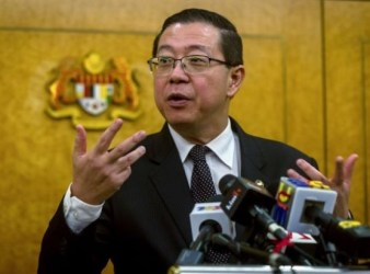 lim guang son minister of finance malaysia gst refunds corruption