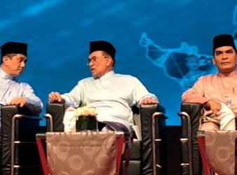 azmin ali and anwar ibrahim