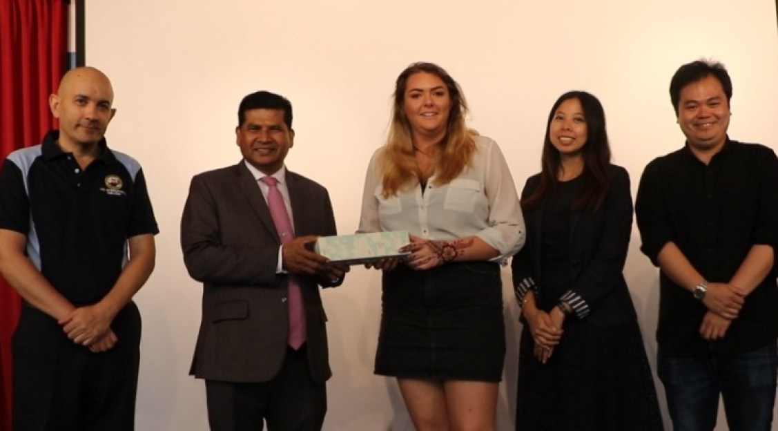Ljmu lecturers and students visit ypc international college malaysia