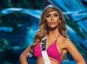 ngela Ponce Miss Spain 1