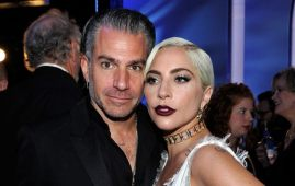 Lady Gaga and Christian Carino have ended their engagement. John Sciulli Getty Images for Turner