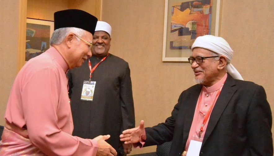 UMNO PAS . Pic by the Malaysian Insight