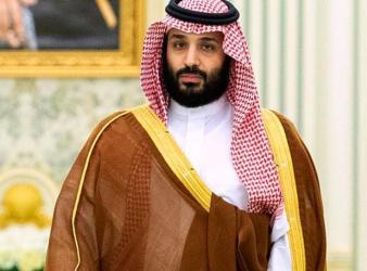 Saudi Crown Prince Mohammed bin SalmanAFP file photo
