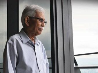 Former finance minister Tun Daim Zainuddin 1