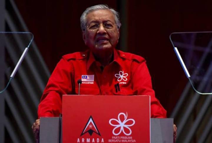 Dr Mahathir Pic astro awani