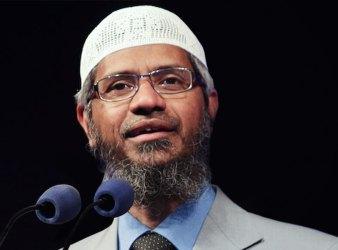controversial Muslim preacher Zakir Naik