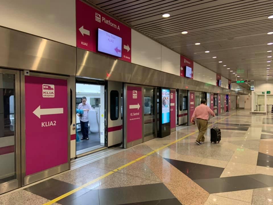 KLIA Pic World Traveller Blog
