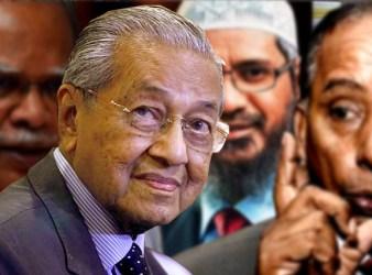 dr mahathir and dr zakir naik
