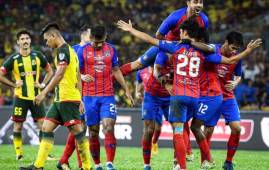The Super League champions Johor Darul Tazim JDT Pic from Siti Murni Facebook