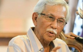 Tun Daim Zainuddin ph government