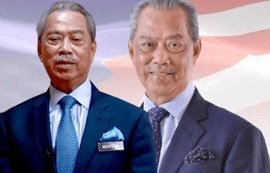 muhyiddin yassin the new prime minister of malaysia