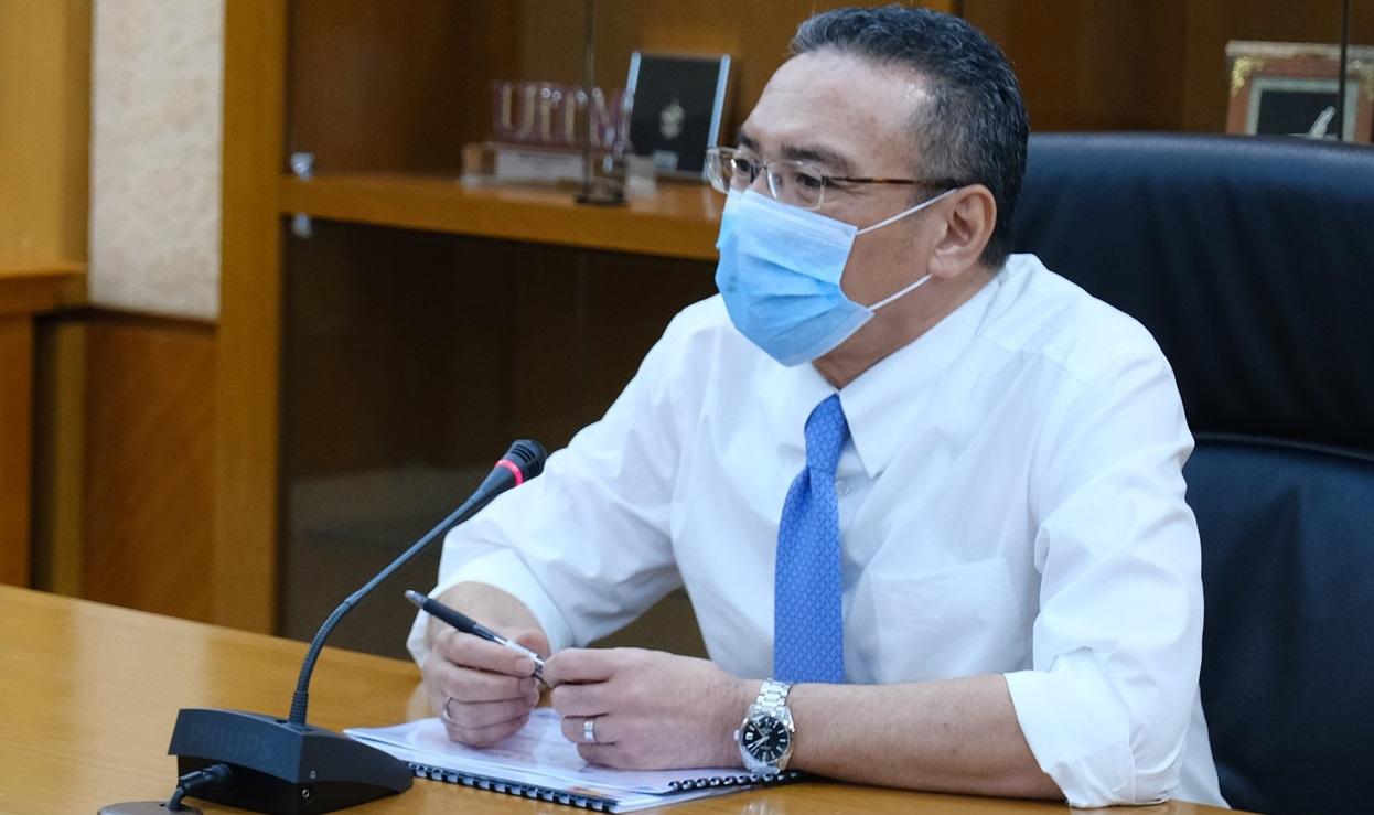 minister of foreign affairs hishamuddin malaysia coronavirus