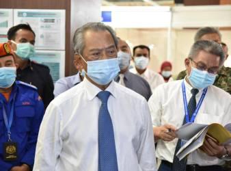 ministry of health malaysia muhhyidin prime minister corobavirus covid 19
