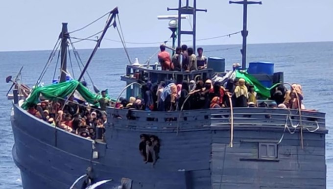 TERC urges Malaysia to allow Rohingya refugee ships land in the ...