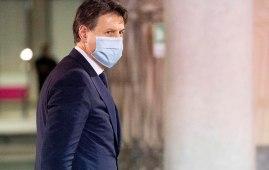 Giuseppe Conte italy open borders coronavirus