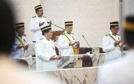 muhhyiddin yassin king parliament malaysia
