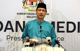 ss noor hisham ninistry of heallth malaysia