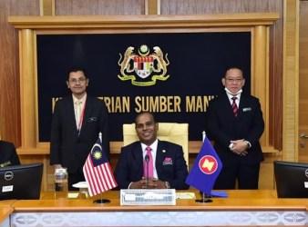 Datuk Seri M Saravanan