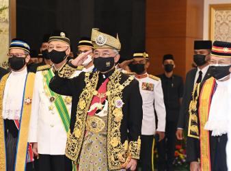 istana king malaysia
