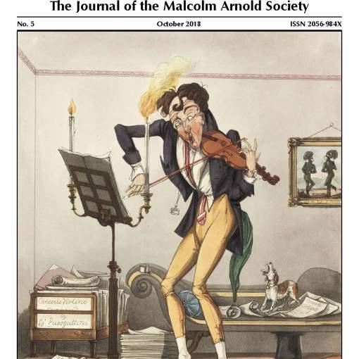 Maestro 5 Malcolm Arnold Society
