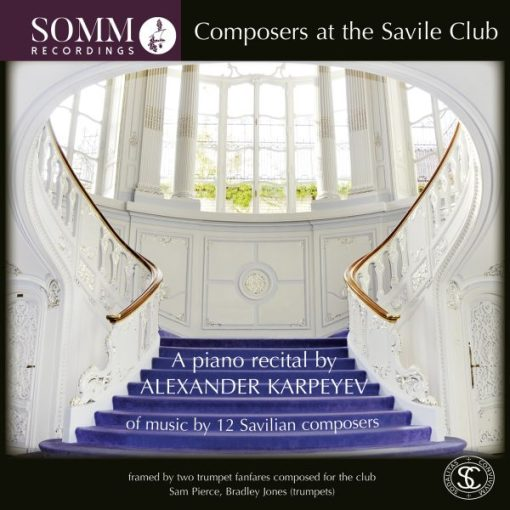 Composers at the Savile