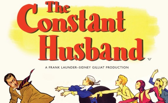 Malcolm Arnold Constanf Husband Blu ray