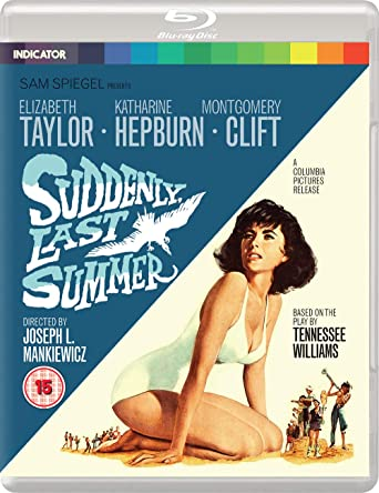 Suddenly Last Summer - Blu ray