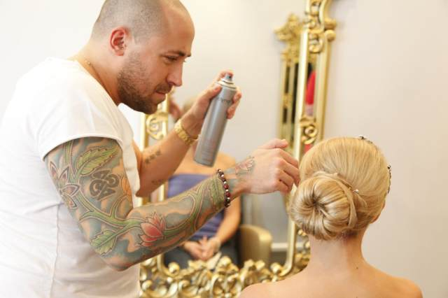 wedding hair price guide - hair salon in leicester: malcolm