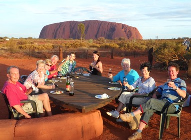 Uluru Barbecue