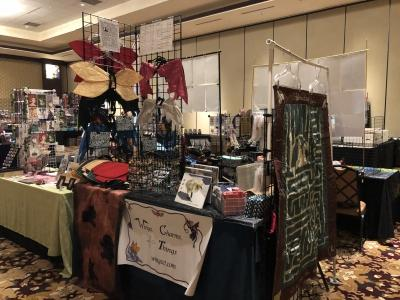 2018 Vendors, Authors, and Artists - Myths and Legends Con