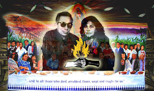 Burciaga tribute