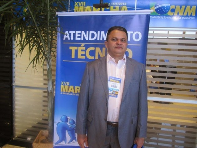 Ex-prefeito Paulo Roberto Sousa Veloso