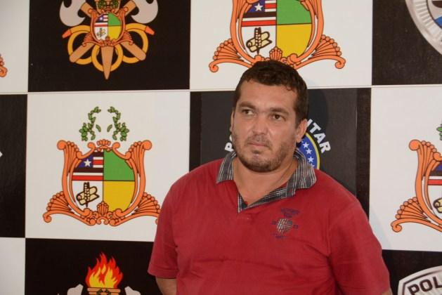 """Jack Douglas Vieira Matos, o """"Baiano"""" a pena de 25 anos em regime fechado."""