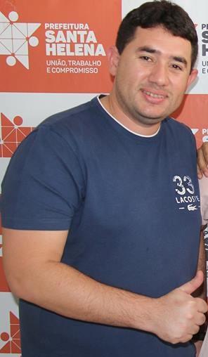 Secretário Fábio Nascimento.