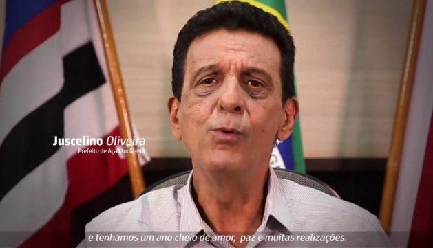 Juscelino Olivieira contratou a empresa 'fantasma' em Junho de 2016.