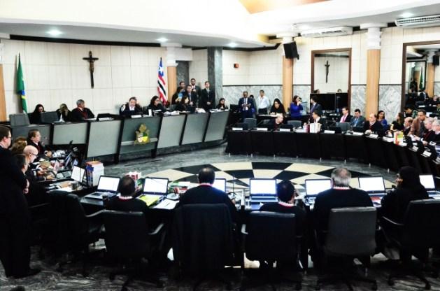 m 22112017 1341 - TJ/MA elege novos membros para o Tribunal Regional Eleitoral - minuto barra