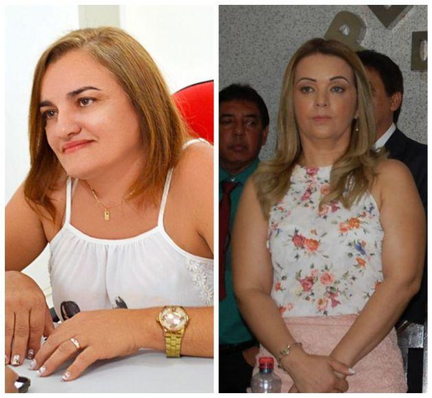 Prefeito de Zé Doca, Josinha Cunha, e Rosa Nogueira, ex-prefeita do município, responsável por ordenar pagamentos à empresa de fachada.