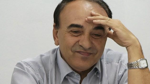 Ex-prefeito Sebastião Madeira.