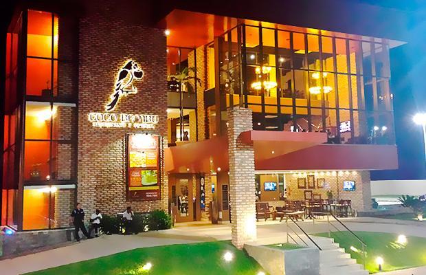 Restaurante Coco Bambu, em São Luís - MA.