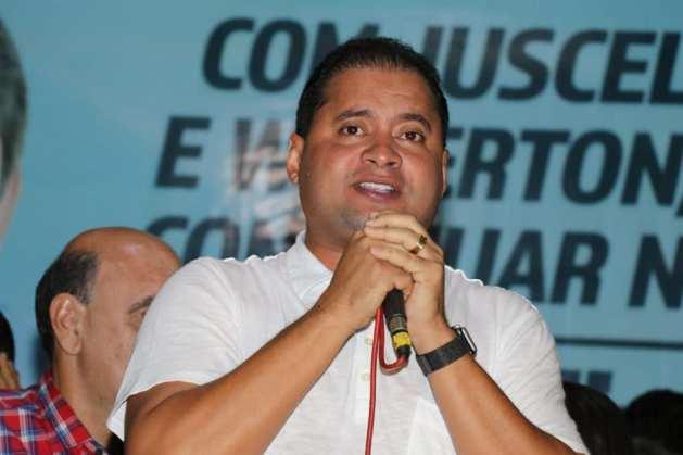 Weverton Rocha: um pedetista de muito nome, mas pouquíssimos votos...
