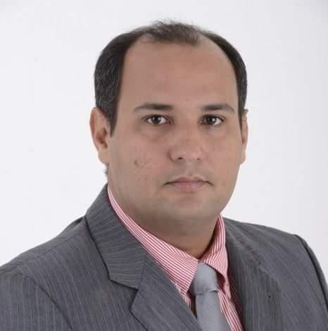 Prefeito do município de Olho d'Água das Cunhãs, Rodrigo Araújo de Oliveira.
