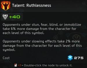 Skyforge - Berserker PVE Build Guide Talent