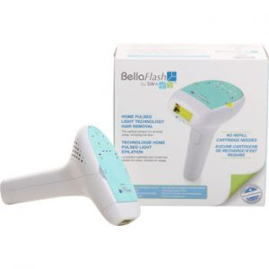 BellaFlash hair removal system