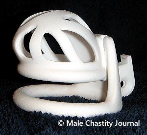 Ghost chastity device