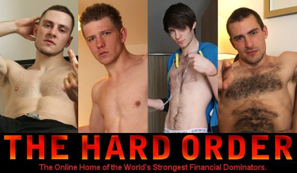 The Hard Order - banner