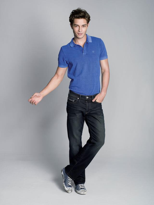Francisco Lachowski For Mavi Jeans Spring Summer 2013