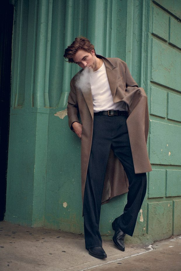 Robert Pattinson Stars In Interview Magazine November 2018