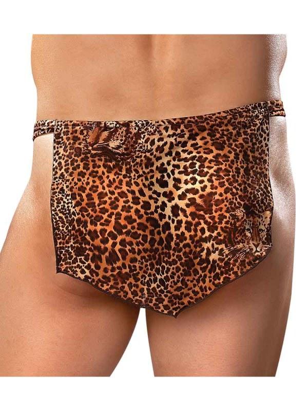 Animal Jungle Loincloth sexy lingerie underwear