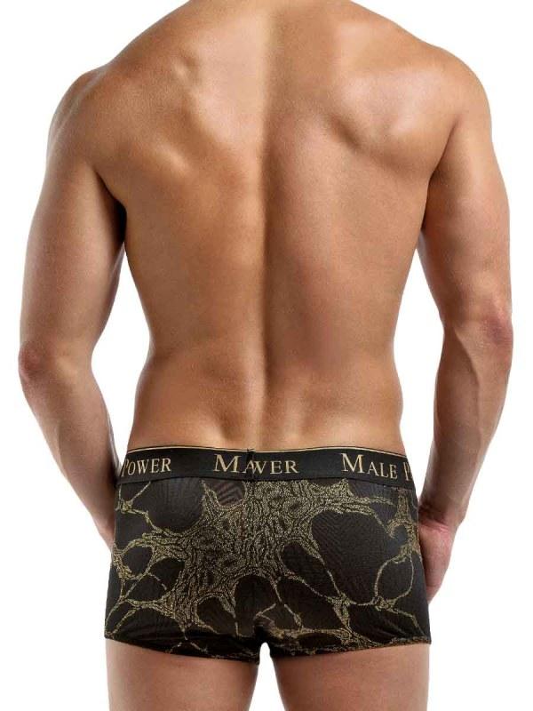 Black Gold Mini Short mens sexy lingerie underwear